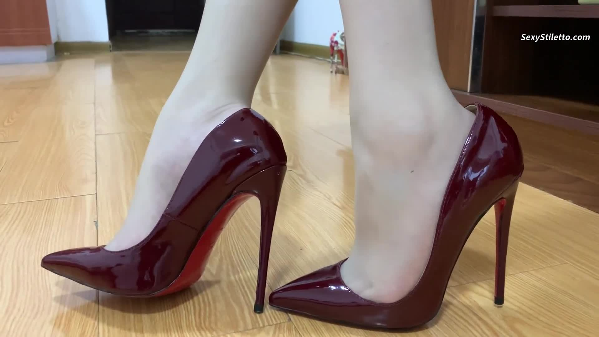 Sexy High Heels & Foot Fetish from ASIAN Part 156