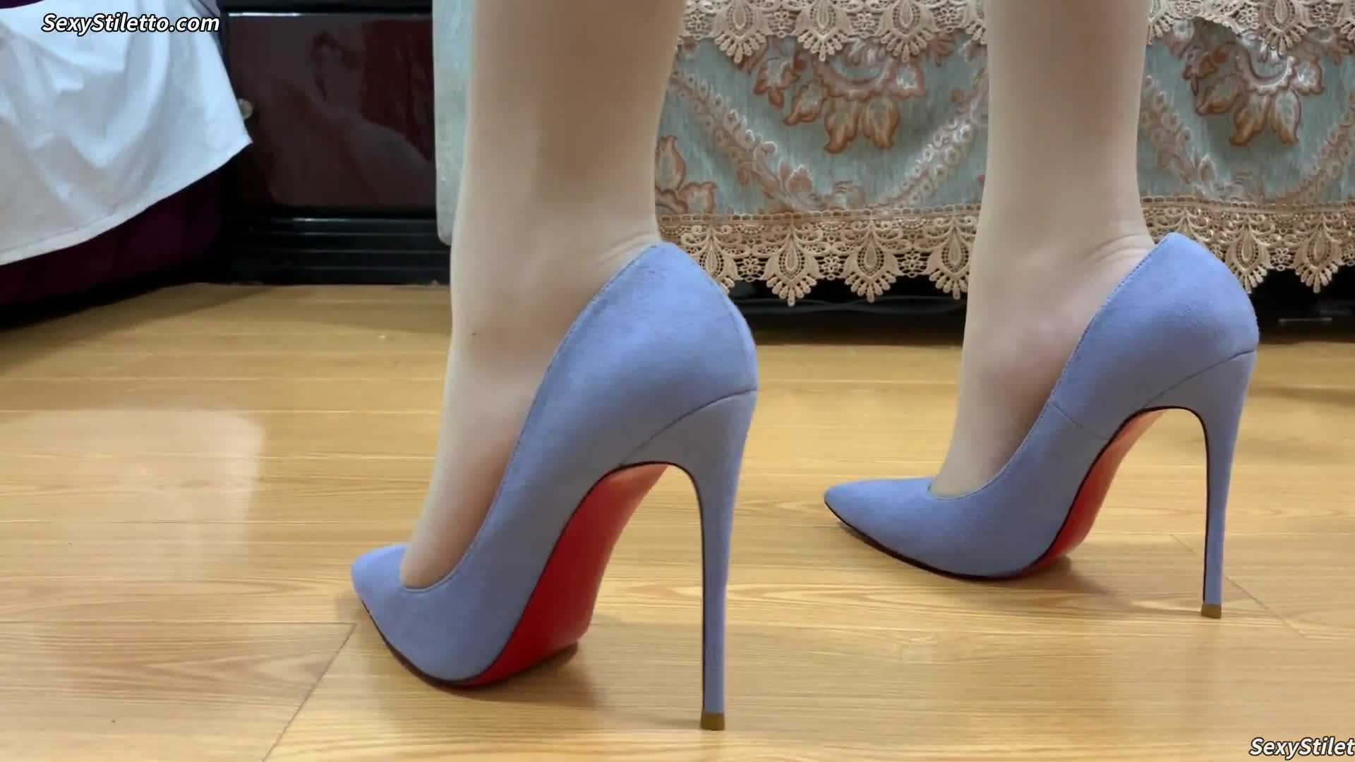 Sexy High Heels & Foot Fetish from ASIAN Part 158